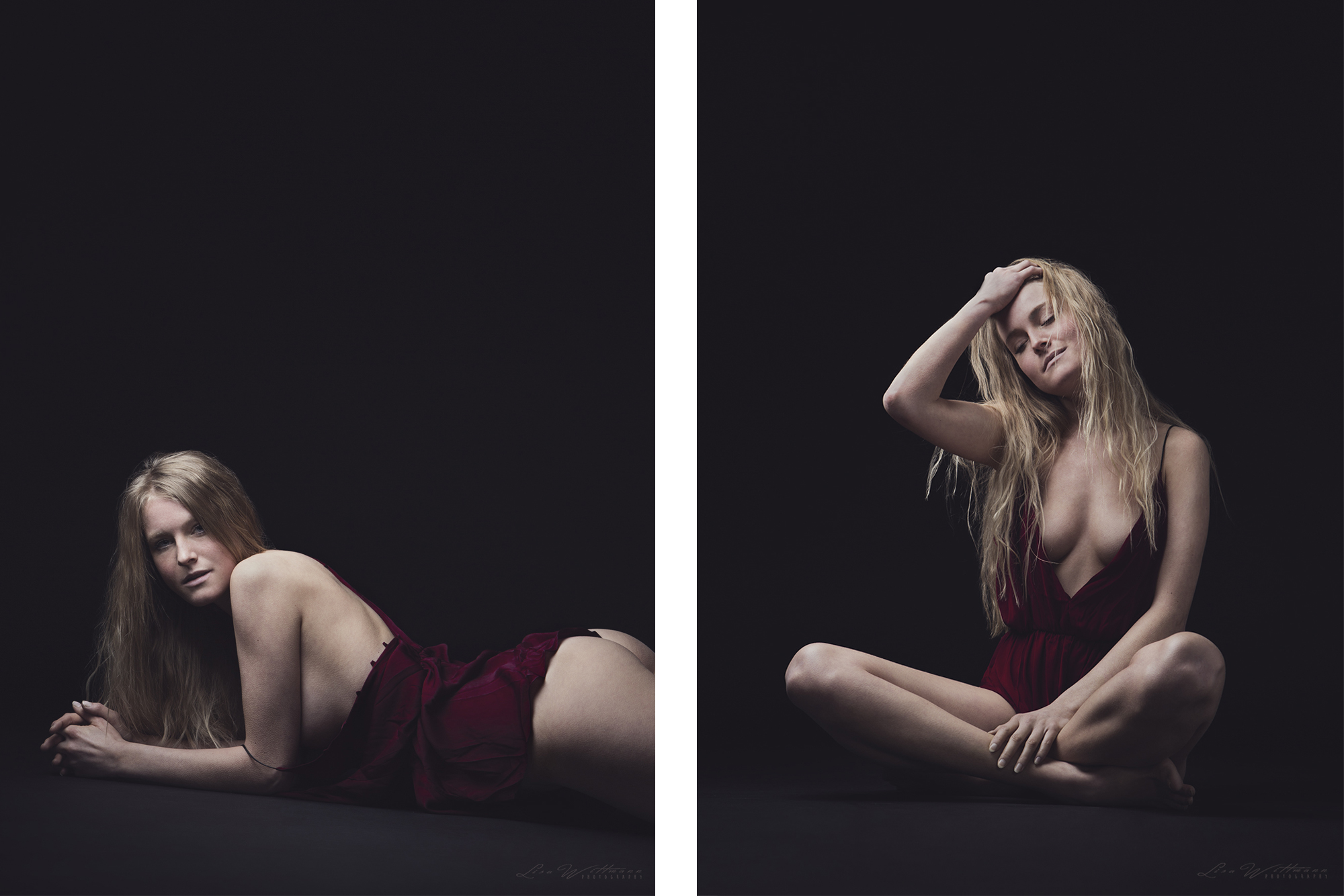 lisa_wittmann_photography_nude_woman_sexy_pale_blonde_red_black_breast (2)